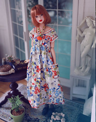 Momoko (k07doll) Tags: cute bigeyes doll sweet blythe custom cubby blythedoll fbl rbl customblythe blythecustom k07 k07doll
