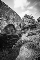 Post Bridge _ Dartmoor (Brad Discombe) Tags: bridge england sky water canon landscape long exposure post devon exeter dartmoor 100d