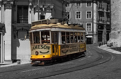 Lisboa - Tram 28 (gporada) Tags: portugal lisboa estrela tram wideangle lissabon manual baixa alfama graa oss selectivecolour weitwinkel 2016 manualmode tram28 canonfdlens world100f canonfd24mm128 stasenbahn phvalue inbodyimagestabilization sonya7ii bildstabilisierung ilce7m2 fdnexadapter gporada emountadaption