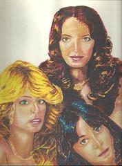 angels1 (regina11163) Tags: jaclynsmith charliesangels farrahfawcett katejackson trio portrait