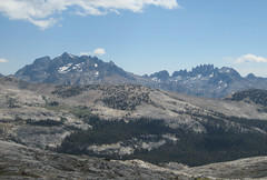 View to east from Post Peak Pass (kennsrempel) Tags: anseladamswilderness