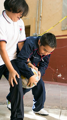This is my Ball (klauslang99) Tags: playing boys ball children mexico play streetphotography guanajuato klauslang