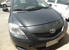 Toyota - Yaris - 2013  (saudi-top-cars) Tags: