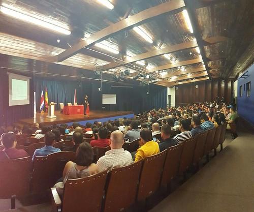 Actividades de extensión del 10. Festival Intl. de Matemática, Limón 2016.