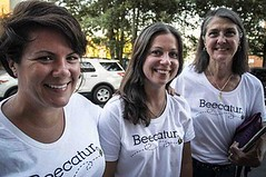 Congratulations to the City of Decatur for becoming the first #BeeCityUSA in #Georgia! #bees #weloveatl #south #explore #atlanta #decatur #congratulations #sustainatlanta #sustainability #city #life @decaturish @jenncatfight (sustainatlanta) Tags: sustainatlanta atlanta environment south georgia sustainability urbanplanning urban weloveatlanta politics