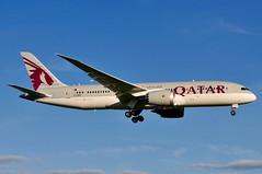 A7-BDC (LIAM J McMANUS) Tags: man manchester boeing qr qatar b787 egcc qatarairways qtr qatari 788 dreamliner boeing787 boeingdreamliner b788 boeing7878 a7bdc
