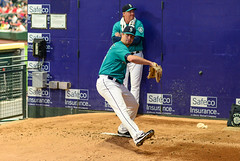 Wade LeBlanc (Trevor Ducken) Tags: seattle summer sports june baseball mariners safecofield friday pitcher seattlemariners mlb sportsphotography 2016 wadeleblanc