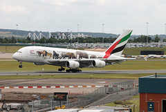 A6-EEI A-380-861 Emirates Airlines (ChrisChen76) Tags: birmingham abudhabi a380 emiratesairlines a380861