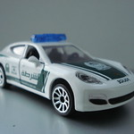 Porsche Panamera - Majorette Dubai Police Die Cast 5 Pack