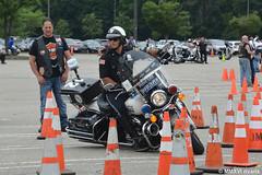 232 Wayne - Fort Lee Police (rivarix) Tags: newjerseylawenforcementmotorcycleskillsrun policerodeo policeridingcompetition policeman policeofficer lawenforcement cops policemotor fortleepolicedepartmentnewjersey harleydavidsonpolicemotorcycle harleydavidsonroadking motorcops