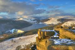 Bamford edge (marc_leach) Tags: derbyshire peakdistrict darkpeak cold snow ice winter landscape
