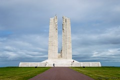 Mmorial Canadien de Vimy (Edwige Coevoet) Tags: vimy mmorial canadien histoire