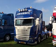 Scania R TL streamline Job vd Wal (rommelbouwer) Tags: scania streamline job vd wal