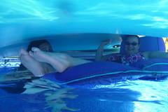 Pool day (malachei) Tags: esther trish