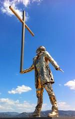Firenze 2016 (themancos) Tags: firenze florence fortedibelvedere fortebelvedere spiritualguards mostra exhibition janfabre scultura sculpture