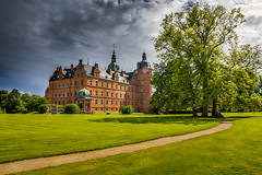 Vall Stift castle (Massimo Buccolieri) Tags: castle hdr vallstift kge regionzealand denmark dk