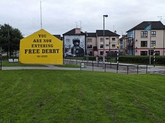 Free Derry Corner (glynspencer) Tags: londonderry colondonderry northernireland gb