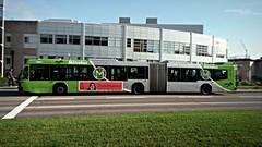 RTC Qubec 1167 (Alexander Ly) Tags: rtc quebec canada reseau de transport la capitale autobus novabus nova bus lfs artic articulated articule accordion accordeon bendy transit mtrobus
