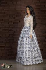 IMG_0235 (elenpriv) Tags: elenpriv fashionroyalty elena peredreeva doll dolls outfit kyori sato fame fable nightshade handmade fashions integrity toys jason wu