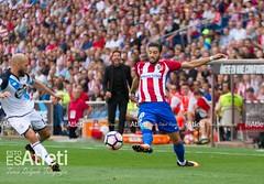 Partido Atltico de Madrid (1-0) Deportivo de la Corua (Esto es Atleti) Tags: temporada201617 atleti atleticodemadrid corua deportivo jornada6 ligasantander vicentecalderon carrasco