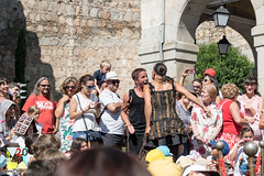 La famille Goldini (PeRRo_RoJo) Tags: retrato sony a77ii circo acrbata 77ii acrobacia acrobat alpha circofestival circus ilca77m2 portrait slt sonya77ii famille goldini travelling