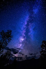 In The Beginning (PlataYOro) Tags: ifttt 500px colorado mountains landscapes hike hiking camp camping adventure explore mountain outdoors forest sky clouds trees travel beautiful summer water blue green sun tree light stars night time astro astrophotography milky way