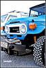 Toyota Land Cruiser BJ40 1979 (Bartlomiej Mostek) Tags: europe europa poland polska mazovia mazowsze warszawa warsaw pgenarodowy stadionnarodowy nationalstadium orlen verva vervastreetracing toyota landcrusier bj40