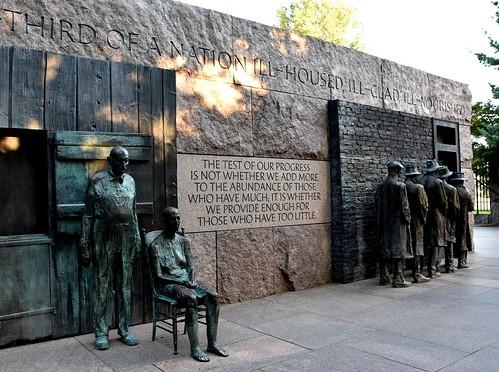 Thumbnail from Franklin Delano Roosevelt Memorial