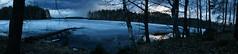 suonpaa_finland () Tags: wallpapers finland ice lake lunkinjrvi panorama sunset suomi suonp suonpforssa forssa tavastiaproper