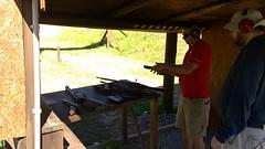 Prague Shooting - Firing Desert Eagle (Flight Fantastic) Tags: prague shooting deserteagle