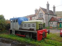 Swanage Steam Gala 2014 (DerekTP) Tags: castle industrial diesel railway steam locomotive corfe gala swanage fowler 2014 shunter 040dm 4210132