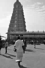 Chamundi Hill temple (vaibhav.joshi00) Tags: temple worship karnataka mysore chamundi