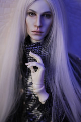 Gabriel (nebuloid) Tags: blue gabriel angel thomas divine simply