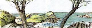 South Coast Mimosa Rocks