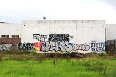 SORI, MIKE, METH, SEAL (STILSAYN) Tags: california mike graffiti oakland bay east seal area meth sori 2014