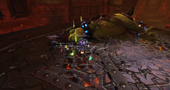Orcbusters Mythic Thok (goldiekatsu) Tags: wow soo thok orcbusters