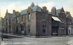 Rawcliffe Hospital, Chorley (robmcrorie) Tags: history hospital chorley patient health national doctor nhs service british nurse healthcare rawcliffe