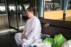 * (Sakulchai Sikitikul) Tags: street leica 35mm thailand sony streetphotography snap nun junction summicron songkhla asph hatyai a7s แม่ชี