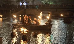 Boat Taiko Drummers 2