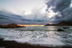Playa del Lastre (2) (Legi.) Tags: sunset seascape landscape atardecer nikon tokina cartagena 116 marmediterrneo d600 portmn launin playadellastre