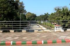 Moti Bagh Underpass (hi_nilabh) Tags: city noida india cityscape place delhi gurgaon newdelhi dlf connaught ncr faridabad ghaziabad munirka