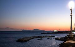 Chi po' dicere (giefferre) Tags: sunset red capri casa tramonto mare gulf napoli naples rosso golfo terramia pinodaniele