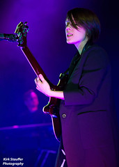 Tegan and Sara @ Paramount Theater (Kirk Stauffer) Tags: show seattle lighting portrait musician music woman usa brown canada cute girl beautiful sarah female sisters hair lights us photo washington amazing concert twins nikon women perfect theater pretty sara tour singing sweet song live stage gorgeous gig performing young band adorable canadian pop event wash short sing singer indie stunning vocalist wa entertainer perform brunette lovely venue stg darling vocals kirk petite teganandsara tegansara paramount entertaining entertain stauffer tegan lovable d4 kirkstauffer