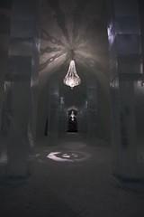 inside (geo_rie) Tags: art ice night canon is sweden schweden lappland noflash lapland sverige eis kiruna icehotel 1022 jukkasjärvi eisskulptur 50d eishotel ishotellet ishotel