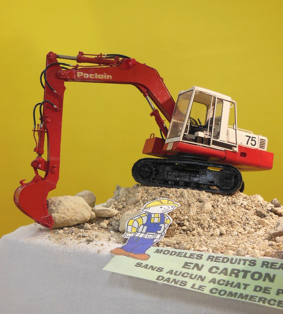 The World's Best Photos Of Excavator And Poclain