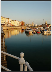 Ramsgate Marina (exreuterman) Tags: water marina docks boats kent fuji harbour yachts ramsgate thanet dockside xtrans xe2