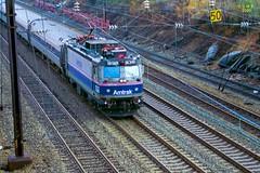 Amtrak 938 @ Philadelphia, Pa. (Twenty17Teen Photography) Tags: philadelphia trains amtrak railroads nec northeastcorridor railroadphotography trainphotos railroadphotos railroadimages