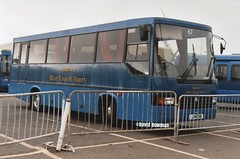 Tantivy 67 (Coco the Jerzee Busman) Tags: uk bus ford islands coach pointer transit cannon jersey swift channel leyland stringer wadham lcb plaxton tantivy