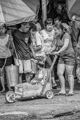 the princess (roxskulet) Tags: blackandwhite market streetphotography palengke parang pinoy marikina ngi