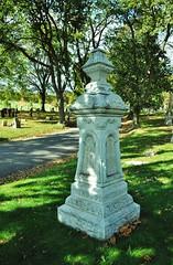Green-Wood Cemetery; Brooklyn (caboose_rodeo) Tags: newyorkcity brooklyn zinc 572 whitebronze